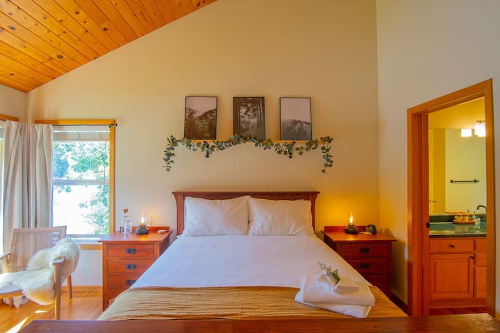 Main bedroom en suite!