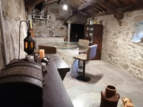 Casa rural Uxia