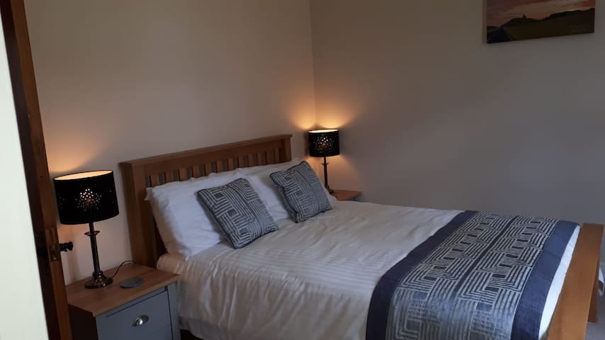 Camellia Room - Double Bed on 1st Floor.