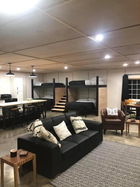 Evergreen Lodge newly remodeled studio apartment