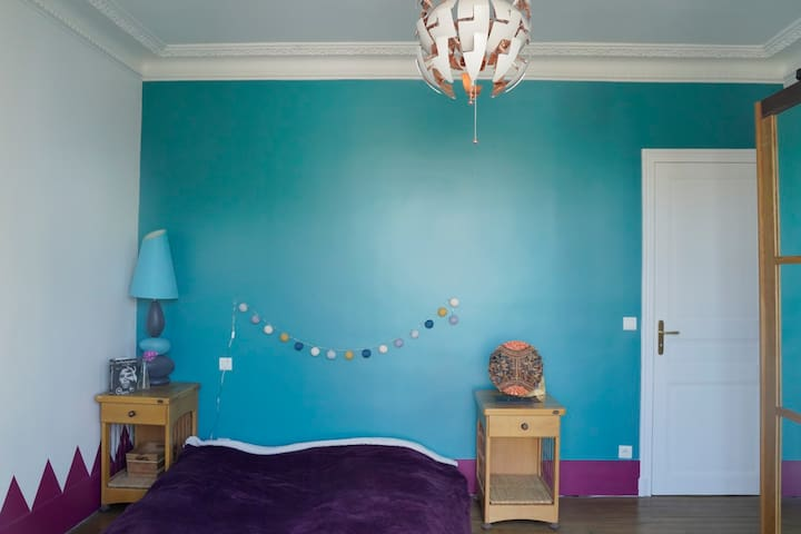 Chambre 1 - 15m2 Bedroom 1  -  Extra Large : 15m2