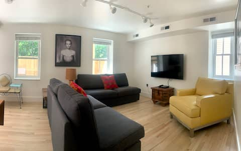 New, secluded 1 bedroom in the heart of Beacon