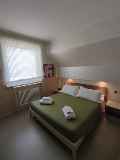Affittacamere Bardolino, Házassági szoba fürdőszobával