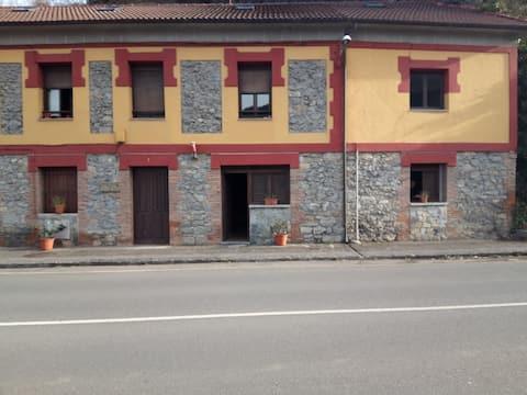 Apartamento tranquilo en Cabañaquinta