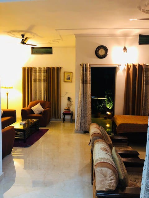 Tattva 3 (Two beautiful apartment in one building)