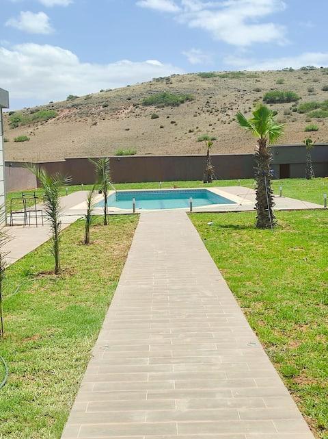 Villa LINA piscine olympique,Oriental, Maroc