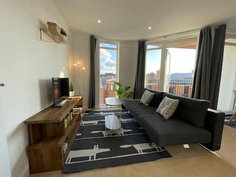 Lovely 1 bedroom apartments in Central Reading