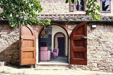 """Casa Iris"" 90mq-Panzano in Chianti"