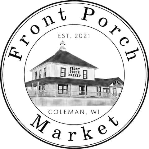 Historic parsonage retreat at Front Porch Market