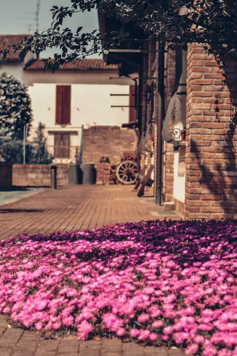 Villetta con giardino a due passi da Pavia