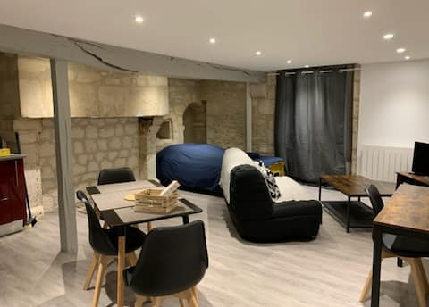 Appartement en plein centre ville d'Argentan