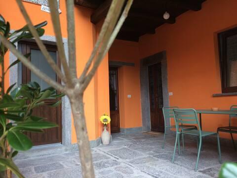 Spicchio d'Arancia in Valcuvia