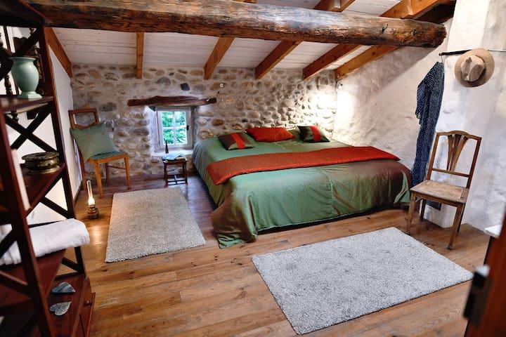 Grande chambre pour couple