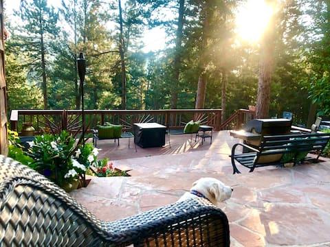 Peaceful Mountain Retreat Near Red Rocks & Denver