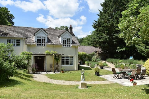 Beautiful Country House With Landscaped Gardens