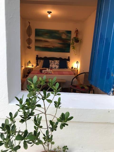 Casa Caju, Rural e Praieira c/ WiFi | Permacultura
