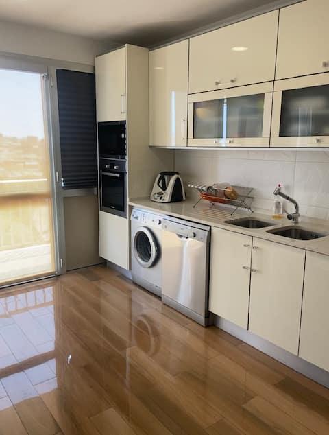 Lindo apartamento em Edifício Palanca Maianga