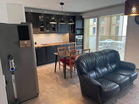 Appartement sympa à proximité de Lyon
