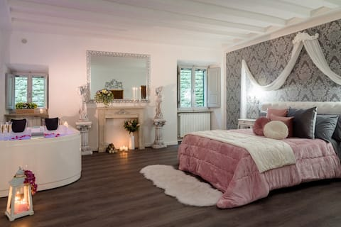 -Le Mura Luxury Room- ROOM & PERSONAL SPA