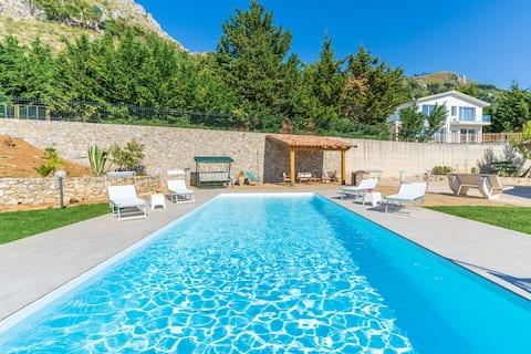 Villa Romitello mit Total Relax Pool