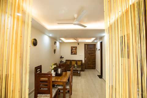 YOGVAN Holidays Hill View Luxury Apartment-Wifi-D3