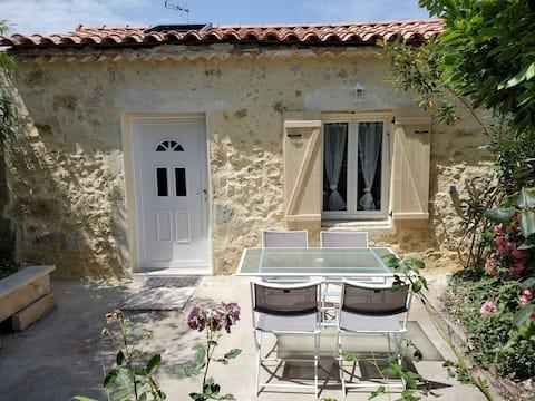 petite maison indépendante 30m2 tout confort