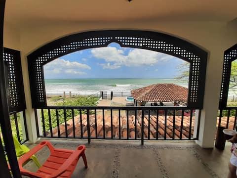Casablanca Tupilapa Beach Nicaragua