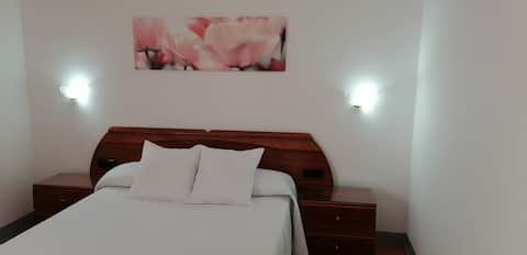 Double room, spacious and very good location