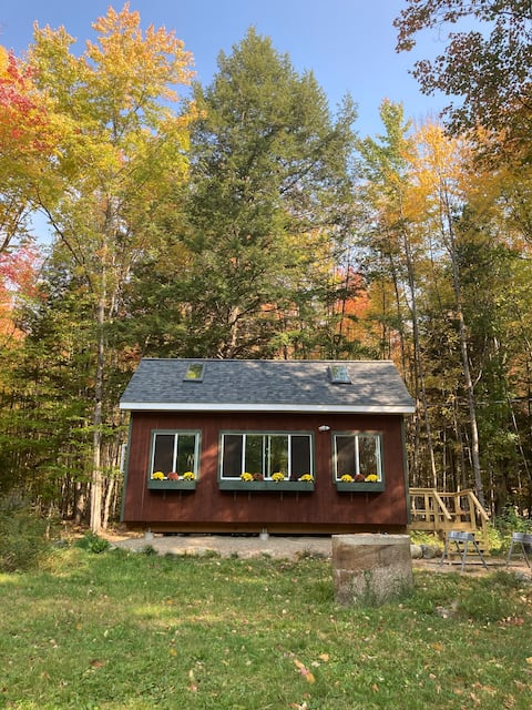 The Cabin At Lockehaven Farm