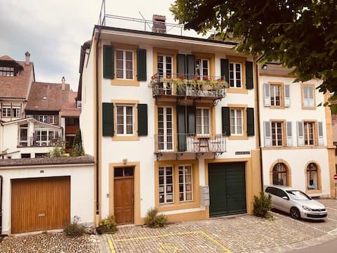 Geräumige Altstadtwohnung mit Charme