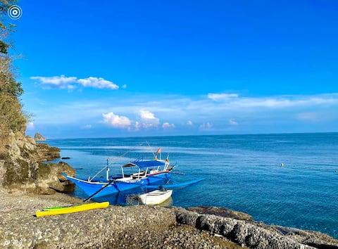 Breathtaking Ocean View Anilao