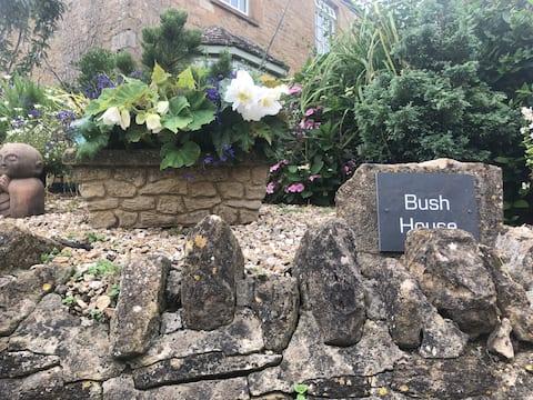 Bush House  in the  village of Norton sub Hamdon