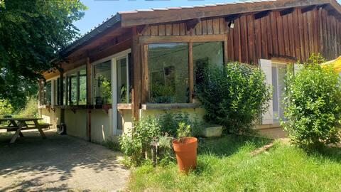 Charmante maison rustique au calme
