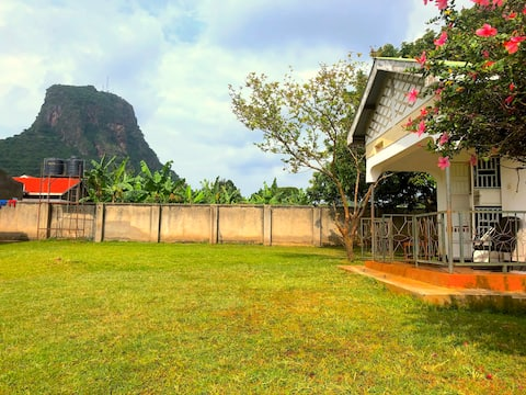 Modern 3 Bedroom House w/ Spacious Secure Compound