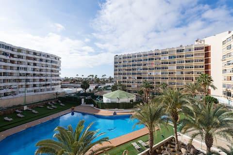 Private Pool Views Apartment Los Molinos
