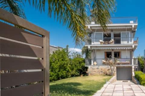 ALMYROS SEA FRONT VILLA by Home Sweet Home