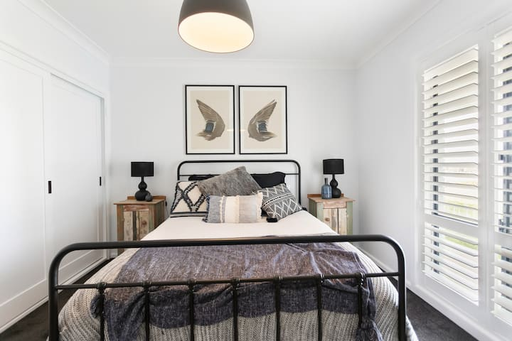 Comfort, luxury and style rolled into the perfect bedroom