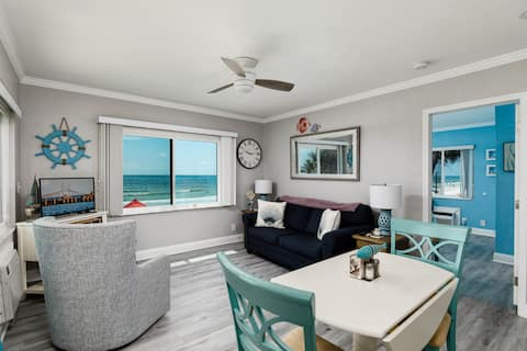 Panoramic Waterfront Condo on the Gulf of Mexico!!