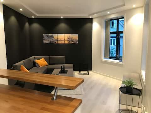 Pěkný byt v Ålesundu
