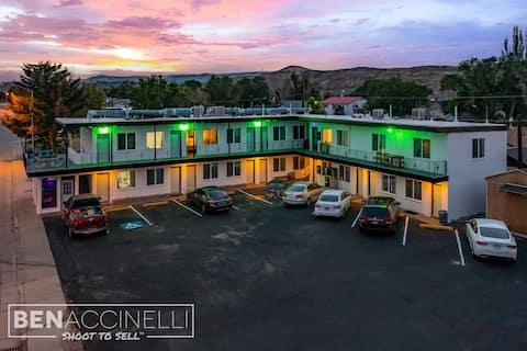 The Mint Motel in Rock Springs
