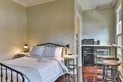 "Historic Burrell House Inn, Keene NH, ""sage room"""