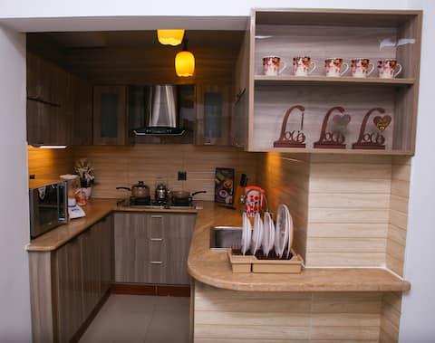 Brand New Luxury Clifton Apartment