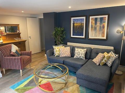 Central Cheltenham 1-bedroom Garden Flat