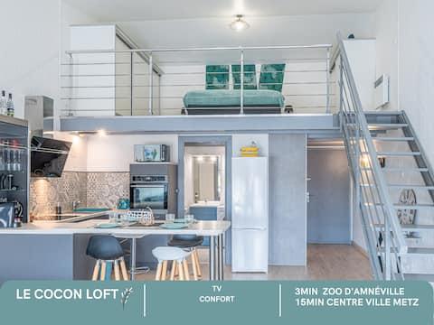 Le Cocon Loft - Proche Metz/Luxembourg