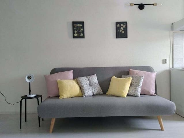 living room/ couch