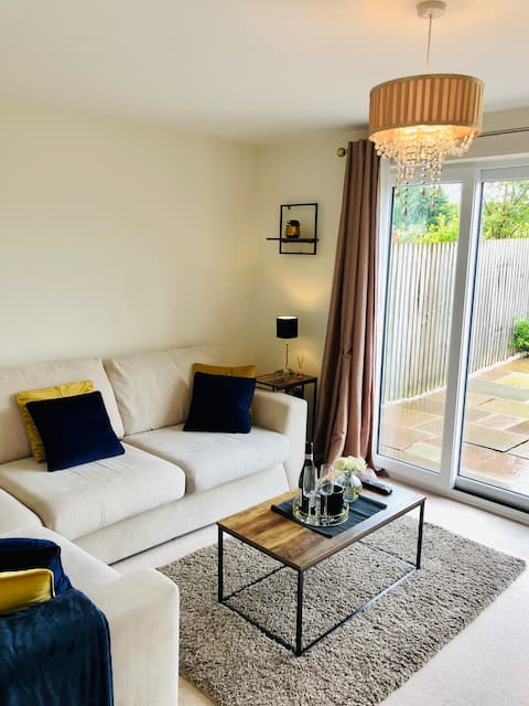 Beautiful two bedroom home in Lytham.