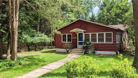 Red Lake Cabin