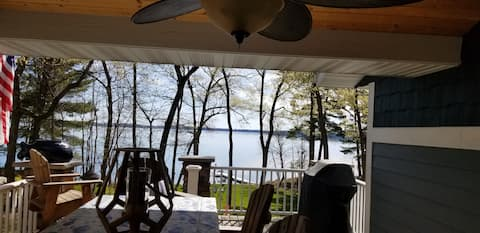 Private 3 Bedroom Cabin on Woman Lake