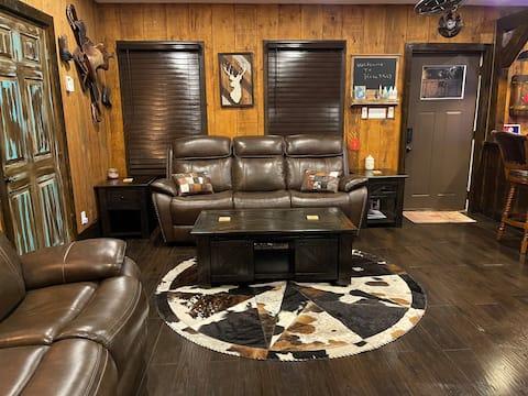 Beautiful Rustic & Unquie Cabin For Rent