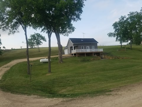 Brush Creek Schoolhouse